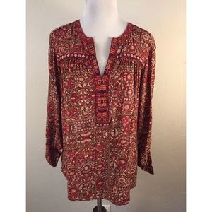 Anthropologie One September Mataura Top in size XS